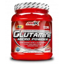 Glutamina Powder 500Gr - Amix