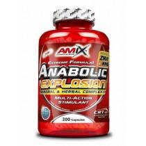 Anabolic Explosion 200 Capsulas - Amix