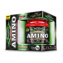 Anabolic Amino With Crea PEP 250 Tabletas - Amix