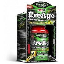 CreaAge Concentrated 120 Cápsulas- Amix Pre Entrenamiento