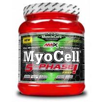 MyoCell 5 Phase 500 gr - Amix Pre Entrenamiento