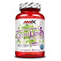 Carniline 90 cápsulas Amix L- carnitina