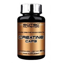 Creatine 120 Cápsulas Scitec Nutrition Creatina