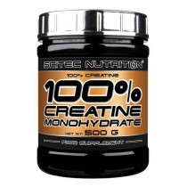 Creatine 100% 500gr Scitec Nutrition Creatina