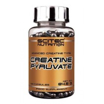 Creatine Pyruvate 100 Cápsulas Scitec Nutrition Creatina