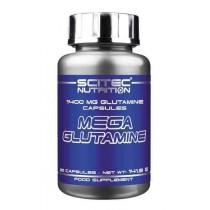 Mega Glutamine 90 Cápsulas - Scitec Nutrition Glutamina
