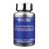 Tyrosine 100 Cápsulas - Scitec Nutrition Aminoácidos