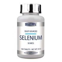Selenium 100 Caps - Scitec Essentials