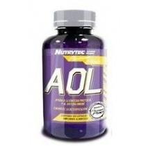 AOL Arginina + Ornitina + Lisina 1000 Capsulas - Nutrytec