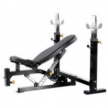 Banco Olympic Bench - POWERTEC