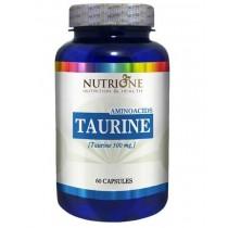 Taurina 60 Caps - Nutrione Taurine