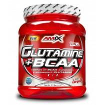 Glutamine + BCAA 500 gr - Amix