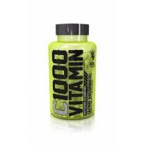 Vitamina C-1000 mg 100 Caps - 3XL Nutrition
