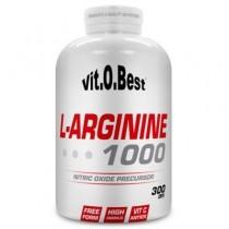 L-Arginine 1000 300 Caps - VitOBest