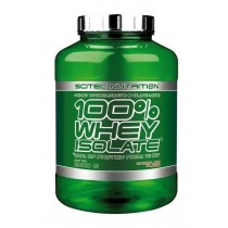100% Whey Isolate 2000 gr - Scitec Nutrition