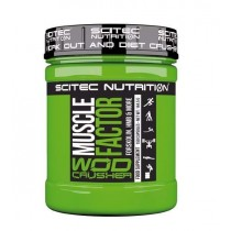 Muscle Factor 150 Caps - WOD Crusher - Scitec Nutrition