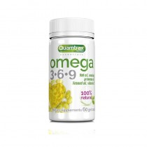 Omega 3-6-9 90 Caps Quamtrax Nutrition