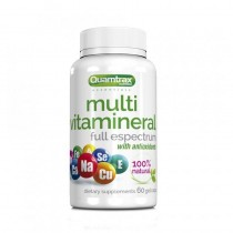 Multivitamineral 60 Caps Quamtrax Nutrition