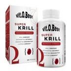 Super Krill 60 Perlas Vit.O.Best