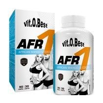 AFR (Abdominal Fat Reducer) 90 Cápsulas - Vit O Best Quemadores de Grasa