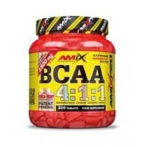 BCAA 411 150 Tabs - Amix Pro Series