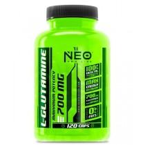 L-Glutamine 120 Caps - NEO Pro Line