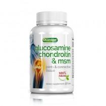 Glucosamina Condrotin 90 tab - Quamtrax Nutriton