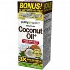 Coconut Oil 80 Caps -  Muscletech
