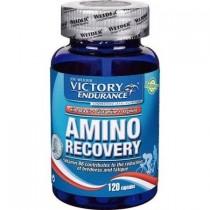 Amino Recovery (BCAA+ Glutamina+ Arginina) 120 caps - Victory Endurance