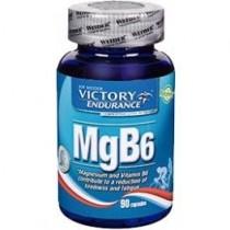 Mg B6 - Magnesio + Vitamina B6 90 caps - Victory Endurance