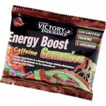 Energy Boost Gummies + Cafeína 1 bolsa x 8 unid - Victory Endurance
