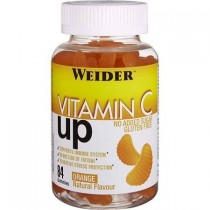 Vitamin C UP 84 Gumies -  Weider