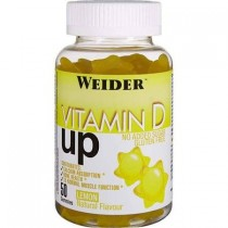 Vitamin D UP 50 Gummies - Weider