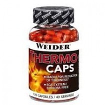 Thermo Caps  120 capsules - Weider