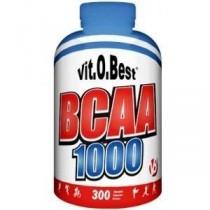 BCAA 1000 300 capsulas - Vit o Best
