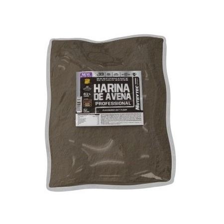 Harina de Avena Professional 1kg - Nutrytec