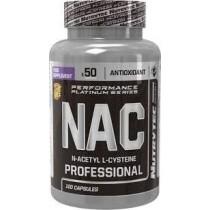 N Acetil Cisteina 100 Capsulas - Nutrytec