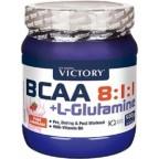 BCAA 8:1:1 + L- Glutamina 500 gr - Victory