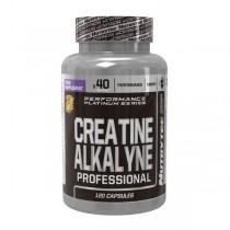 Creatina Alkalyna 120 capsulas - Nutrytec creatina alcalina