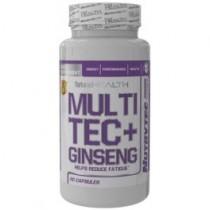 Multitec + Ginseng 60 Capsulas  - Nutrytec