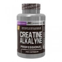 Creatina Alkalyna 240 Capsulas - Nutrytec creatina alcalina