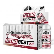 Nitrobest Viales 20 viales liquidos - Vitobest