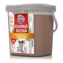 Harina de Avena Sabores 2 Kg - Clarou