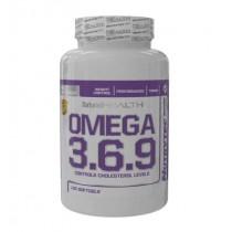 Omega 3-6-9 100 Perlas - Nutrytec