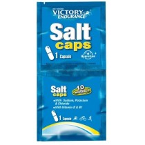 Salt cap  packs duplo x 2 caps victory
