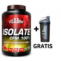 Isolate CFM 100% - 4 LB  Vitobest