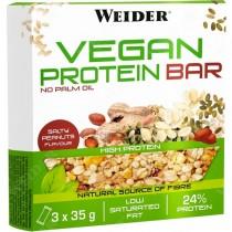Barritas Vegan Protein - 3x35g - Weider
