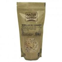 NaturGreen Semillas de Cáñamo Bio 400 g