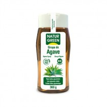 NaturGreen Syrup/Sirope Agave Bio 250 ml / 360 g