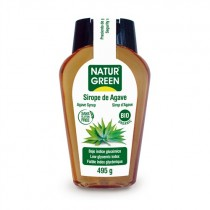 NaturGreen Syrup/Sirope Agave Bio 360 ml / 495 g
